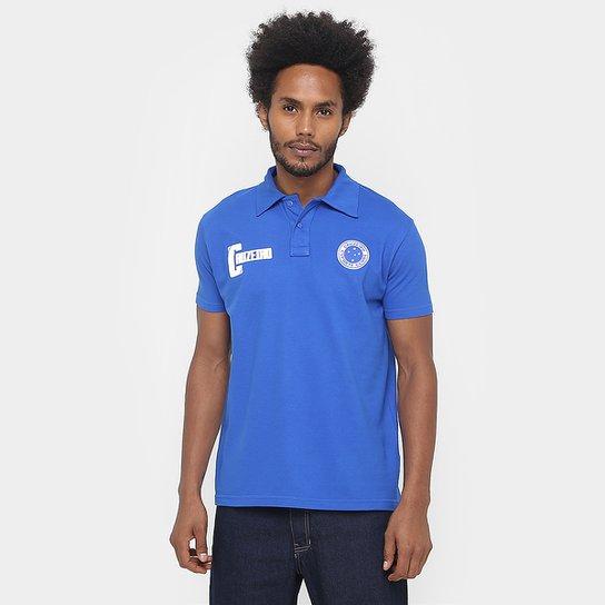c4ce27ebfb Camisa Polo Cruzeiro Risk Masculina - Compre Agora