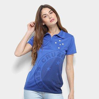 Camisas Polo Femininas em Oferta   Netshoes b12b83e86a