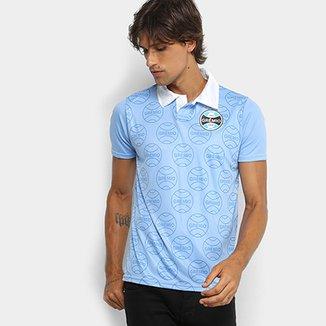 Camisa Polo Grêmio 1995 n° 9 Masculina fea88d36e45cc