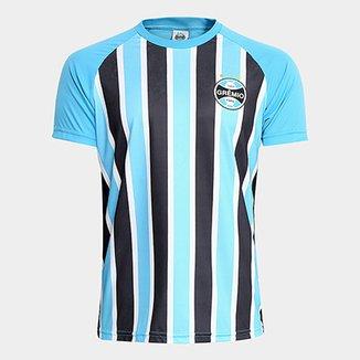 27a430389a5a3 Camisa Grêmio Stripes Masculina