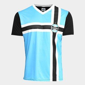 7668e3133ccb3 Camisa Retrô Grêmio 1983 s n° Masculina