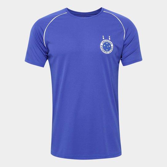 c7cef756c4 Camisa Cruzeiro 2004 s n° Masculina - Azul - Compre Agora