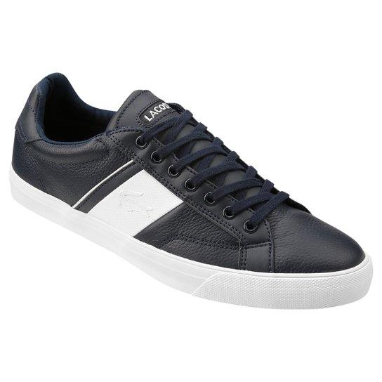 ... cd0b59d2490 Tênis Lacoste Fairlead Rei - Marinho - Compre Agora  Netshoes ... ee8e5dae01
