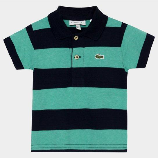 Camisa Polo Lacoste Infantil - Compre Agora   Netshoes b633b1e651