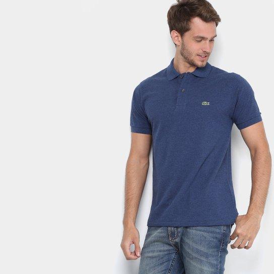Camisa Polo Lacoste Piquet Masculina - Compre Agora   Netshoes 84cca02d63