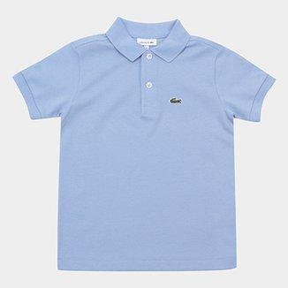 Compre Lacoste Infantil Online   Netshoes d00081ce45