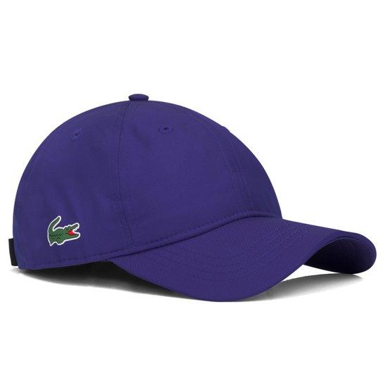 Boné Lacoste RK2447 Tennis Training Azul - Compre Agora   Netshoes 166c382cd6