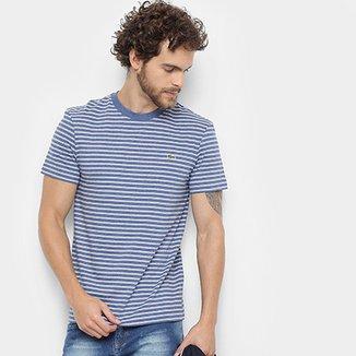 Camisetas Lacoste Masculinas - Melhores Preços   Netshoes 35216382ee
