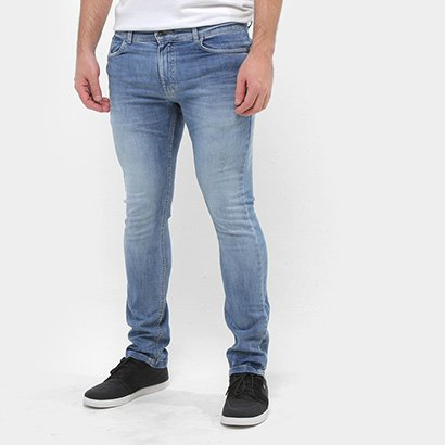 Calça Jeans Rip Curl Destroyed Used Masculina
