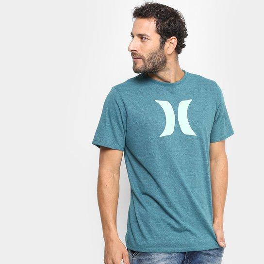 c0d5ecec87441 Camiseta Hurley Silk Icon Color Masculina - Compre Agora