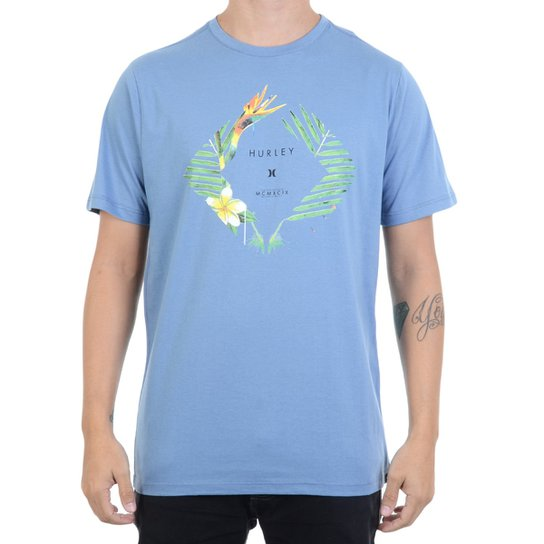 Camiseta Hurley Natureza - Compre Agora  e875a4df6d9