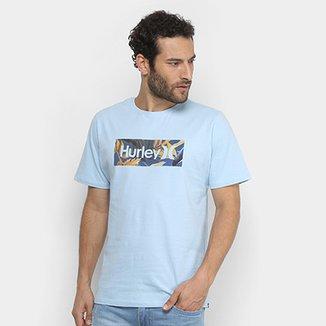 43adb660f468e Camiseta Hurley Silk O O Tropic Masculina