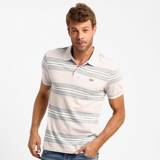 Camisa Polo Levi s Housemark Piquet - Compre Agora  137d4b6387a