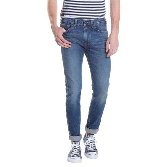 50f2e81b8c595 Calça Jeans 510 Skinny Orange Tab Levis - Compre Agora