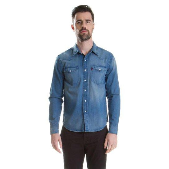 Camisa Levis Classic Western - Compre Agora  520d98dc53c