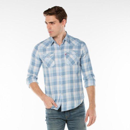 Camisa Classic Western Shirt Levis - Compre Agora  72d087ae5e8