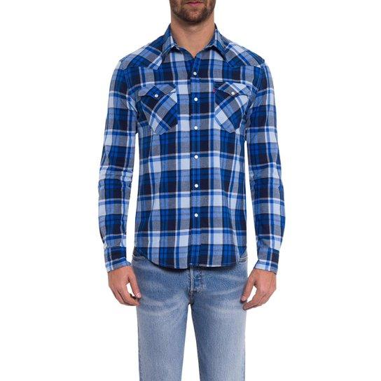 Camiseta Classic Western Shirt Levis - Compre Agora  0383bd548a5