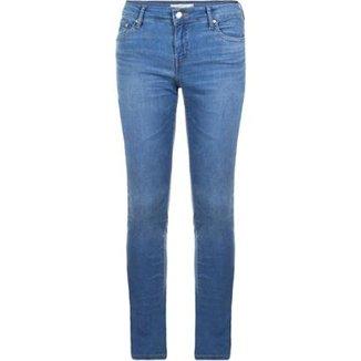 9f4f12e79 Calça Jeans Levis 712 Slim Feminina