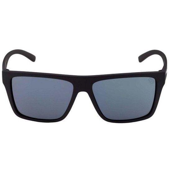 088eabbc8 Óculos de sol Floyd Matte Black Blue Chrome L. HB | Netshoes