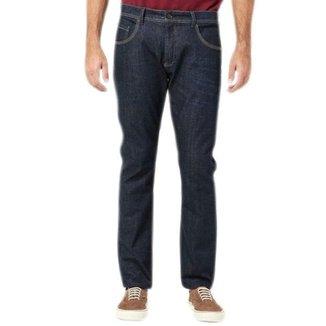 913c4354f Calça Jeans Slim Resin Billabong Masculino