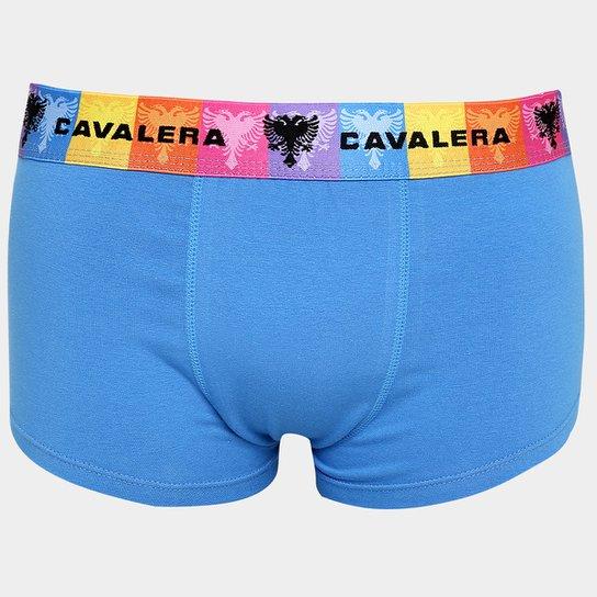 17e15fa5aa43a7 Cueca Sunga Cavalera - Azul