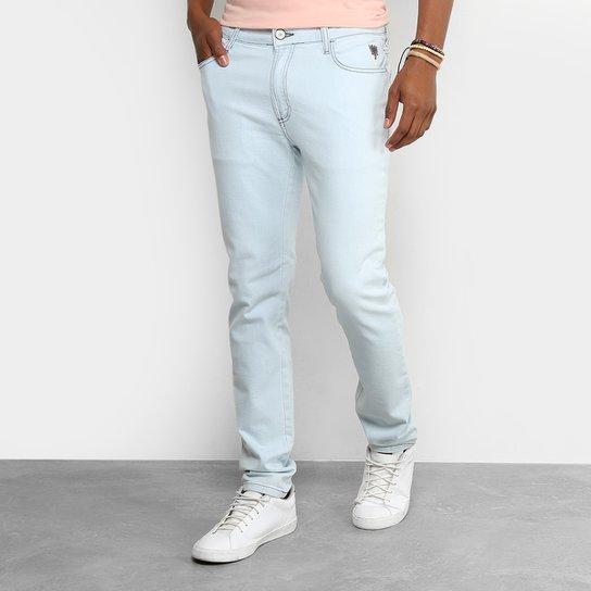 c48047700 Calça Jeans Reta Cavalera Super Delave Masculina | Netshoes