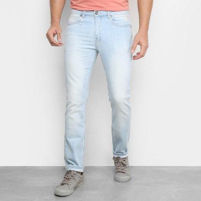 Calça Jeans Super Skinny Cavalera Matheus Delavê Masculina