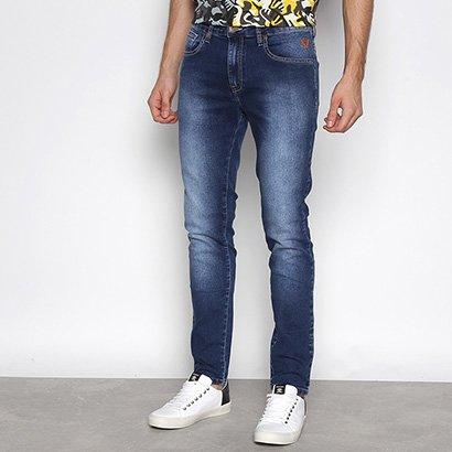 Calça Jeans Cavalera August Skinny Masculina