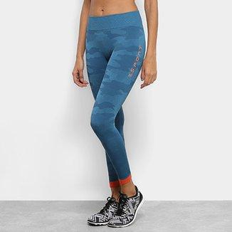 44428dcd138 Calça Legging Lupo AF Camuflada Feminina