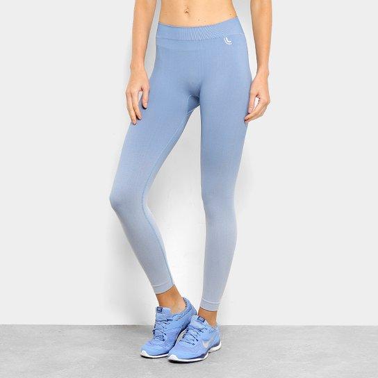 340241108ae Calça Legging Lupo AF Ombree Feminina - Azul - Compre Agora