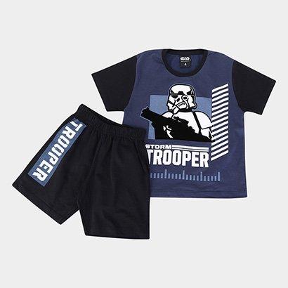 Pijama Infantil Lupo Disney Star Wars