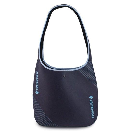 7b72eb95f Bolsa Fitness Gym Blue Lines Neoprene Tritengo - Azul | Netshoes