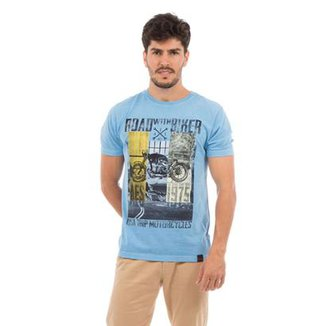 Camiseta AES 1975 Trip Masculina 0abac40177d