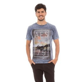 Camiseta AES 1975 Pier-G - Compre Agora  188f981f0f5fc