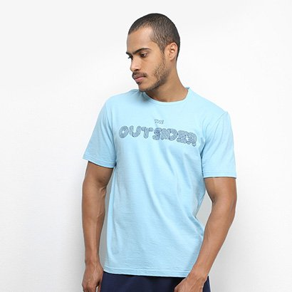 Camiseta Burn Outsider Masculina