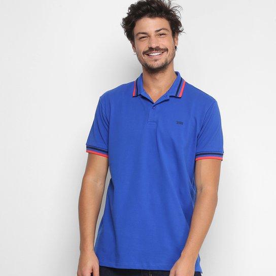 869909874 Camisa Polo Triton Básica Bordado Masculina | Netshoes