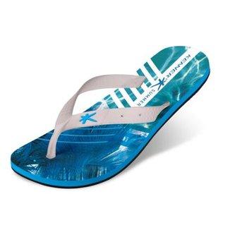 323f4bd10f Sandália Kenner Summer Glass Pool Masculina