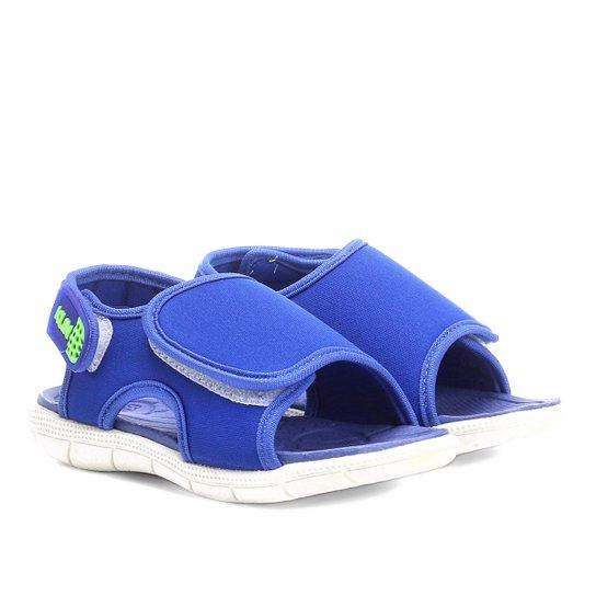 42a99dca9e10e Papete Infantil Klin Tic Tac Velcro Masculina - Azul | Netshoes