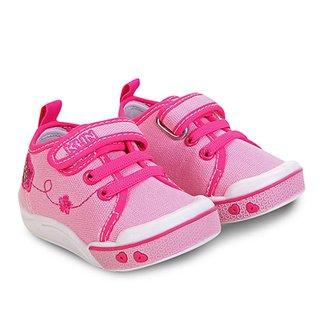 e57b22315ad Tênis Infantil Klin Toy Feminino