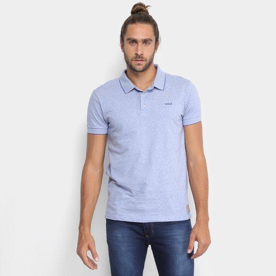 Camisa Polo Colcci Maquinetada Poá Masculina - Compre Agora  98ac1d48cc6eb
