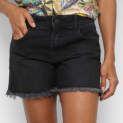 Bermuda Jeans Colcci Diária Feminina