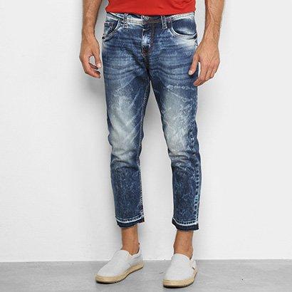 Calça Jeans Colcci John Cropped Masculina