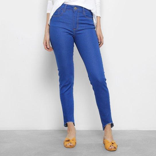 Calça Jeans Forum Cigarrete Marisa Feminina - Azul - Compre Agora ... 52174db23eb