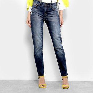 1bd20d5be9 Calça Jeans Skinny Forum Estonada Cintura Média Feminina