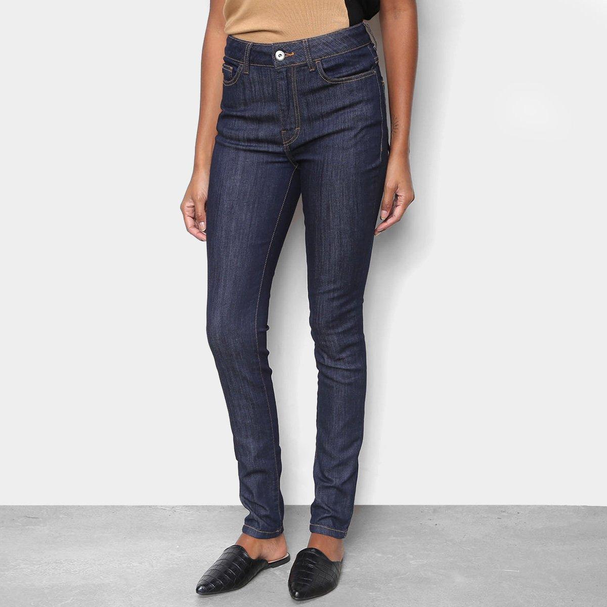 Calça Jeans Skinny Ellus Básica Feminina