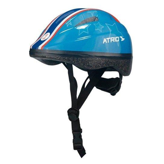 bce1d4351 Capacete para Ciclismo Infantil Atrio - Azul - Compre Agora