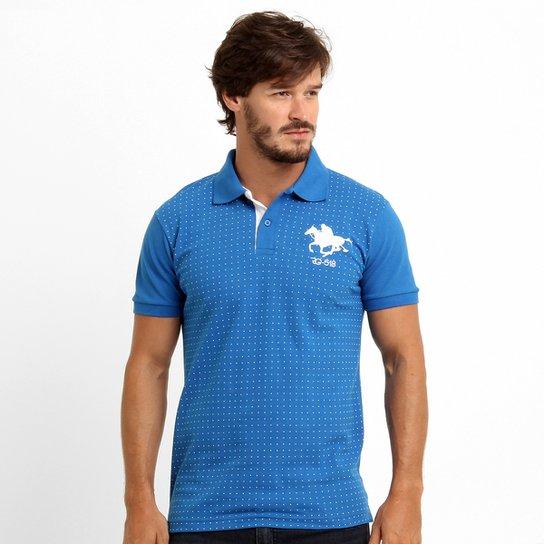 Camisa Polo RG 518 Piquet Poa Bordado Logo - Compre Agora  1916fe29d0052