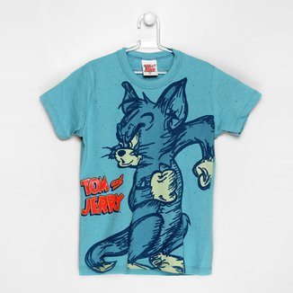 Camiseta Kamylus Tom e Jerry 538148944b297