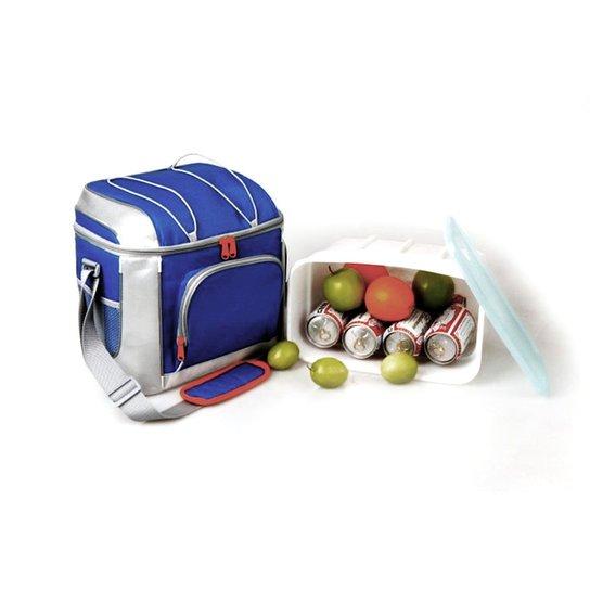 c74e1b818e Cooler NTK Bora 15L - Azul - Compre Agora