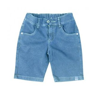 ae8ec1ca4c Compre Bermuda Jeans Infantil Element Heritage Online